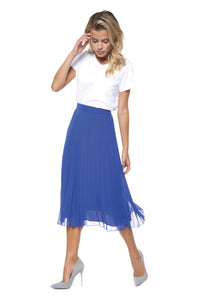 TATI PLEATED SKIRT