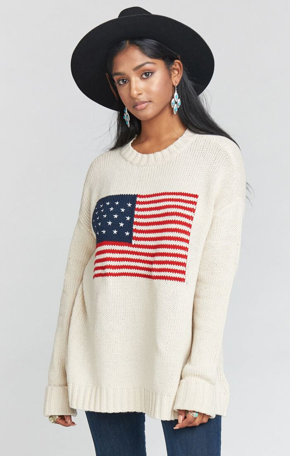 FIRESIDE SWEATER
