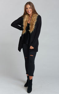 ROADIE KNIT CARDIGAN
