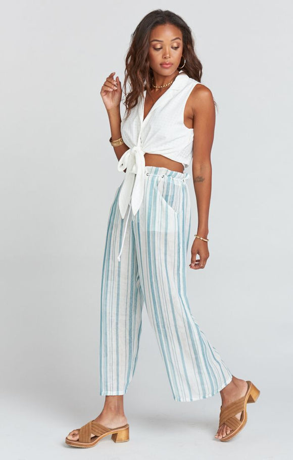 PETERSON STRIPE PANT