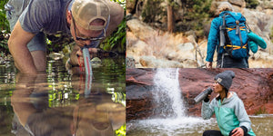 LifeStraw, We make water safe to drink