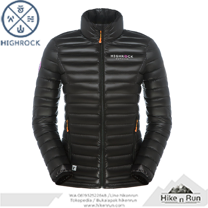 HR Jacket V10 Men Black - Hike n Run