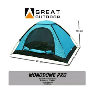 Great Outdoor Monodom Pro
