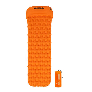 Naturehike FC12 Diamond Thick Inflateable Mat With Pillow NH19Z012-P