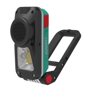 Sunree V600 Emergency Light w/ Bluetooth Speaker