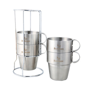 Blackdeer Stainless Steel Cup Set