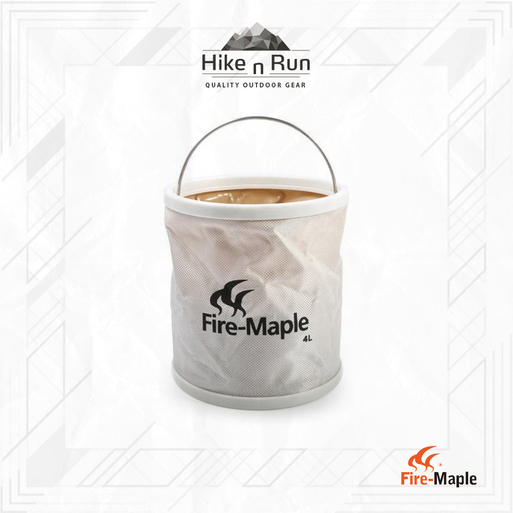 Ember Lipat Fire Maple Folding Bucket 4L FMB-904