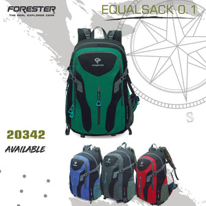 Forester Equalsack 0.1 + Coverbag