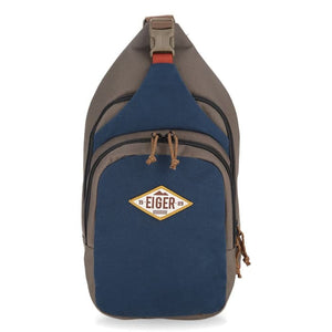 Eiger Nativer Canvas C.Sling.Bag