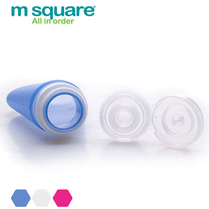 M-Square Smart Toiletry Bottle Set