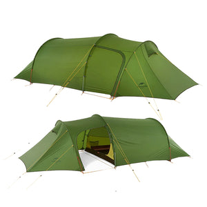 Naturehike Opalus Tunnel Tent 2 , 3 , 4 Person Tent