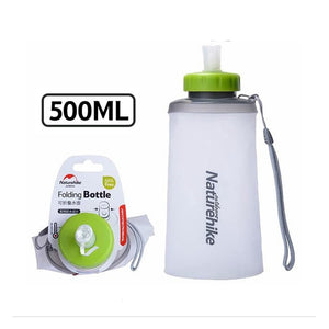 Naturehike Bottle Folding TPU 500ml Blue NH61A065-B
