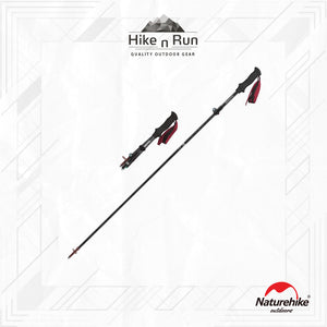 Naturehike Trekking Pole 5 Nodes Folding ST07 Carbon NH18D010-Z