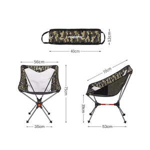 Naturehike Q-9E Folding Moon Chair NH19JJ005