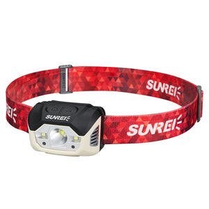 Sunrei MUYE1 High Performance Hiking Headlamp