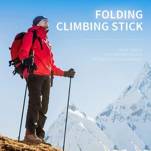 Trekking Pole Folding Naturehike ST11 NH19DS001