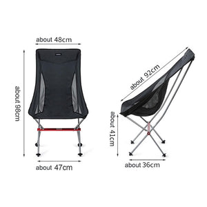 Naturehike YL06 Folding Moon Chair NH18Y060-Z