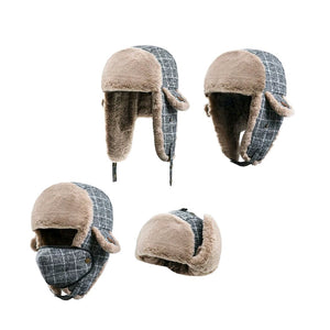 Naturehike Winter Wool Hat HT06 Topi Salju NH18M006-Z
