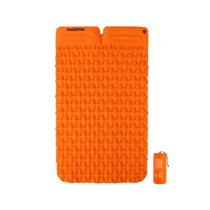Naturehike FC13 Couple Diamond Thick Inflatable Mat NH19Z013-P