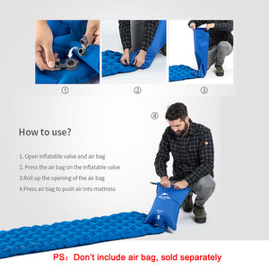 Naturehike Inflateable Mattress FC-10 NH19Z032-P