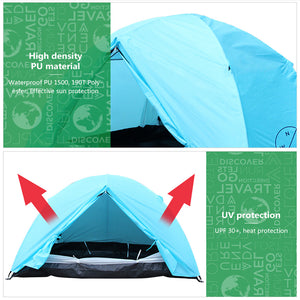 Discovery Adventure Double Layer 2P Tent DFA66191