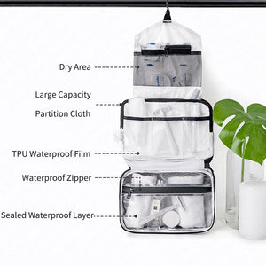 Naturehike Tyvek Wash Bag NH19SN007