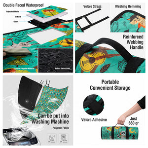 Naturehike C042 Ultrasonic Pattern Picnic Mat NH19C024-Z