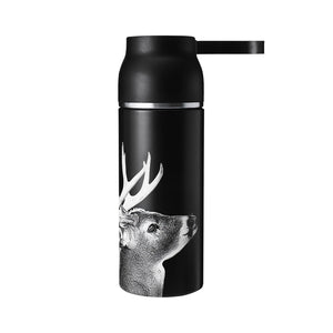 Blackdeer XS Series 470ml Black Bottle