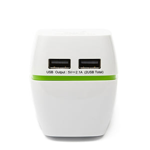 M-Square Universal Smart Detachable Travel Adapter All in One