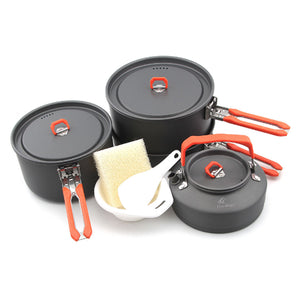 Fire Maple Cookware Feast 4