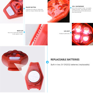 Aonijie E4077 Tail Light Clip