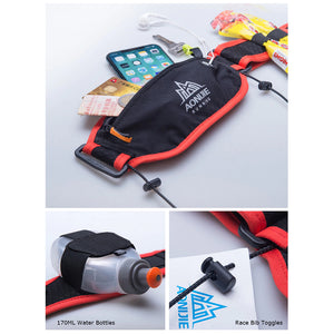 Aonijie Waist Bag W937 inc. Bottle