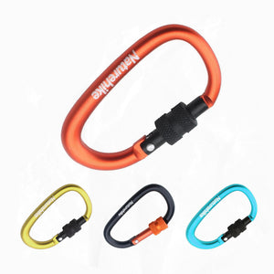 Naturehike Carabiner D-Utility 6 cm NH15A005-H