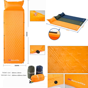 Naturehike Self Inflate Ultralight Matt NH15Q002-D