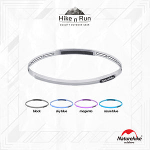 Naturehike Silicon Sweatband NH17Z010-D