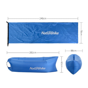 Naturehike Air Sodabed NH17T006-T NH17T007-T  210T 20D