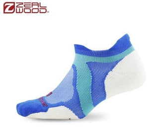Zealwood Z-Cross R1 Running Socks Low