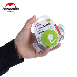 Naturehike Botol Air Minum Silicone 750ml NH61A066-B