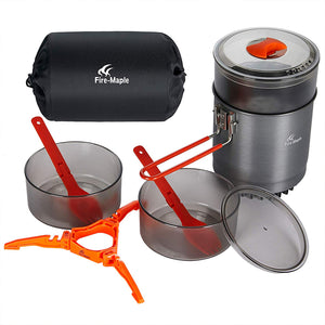 Fire Maple Island Steamer Cooking Set