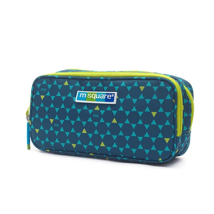 Tas Travel untuk Gadget M Square BT-II Digital Bag Blue BT172142