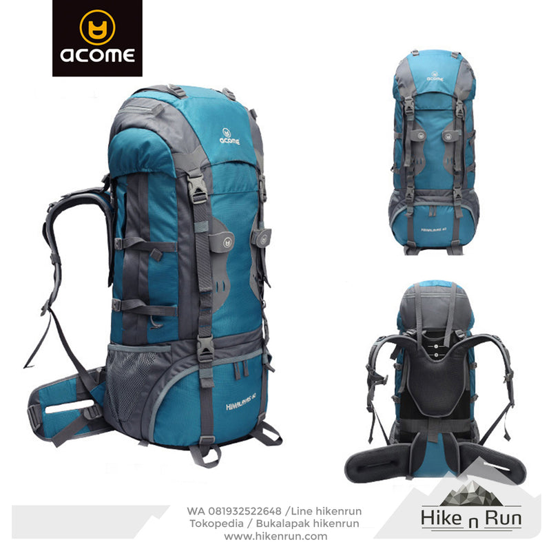ACOME Backpack HIMALAYA 70L AA151B0805 - Hike n Run