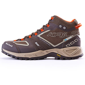 KAILAS Men Hiking Shoes Aeolus Brown/Orange - 16071 - Hike n Run