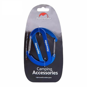 Naturehike D Shape Carabiner 65 mm NH15A002-H