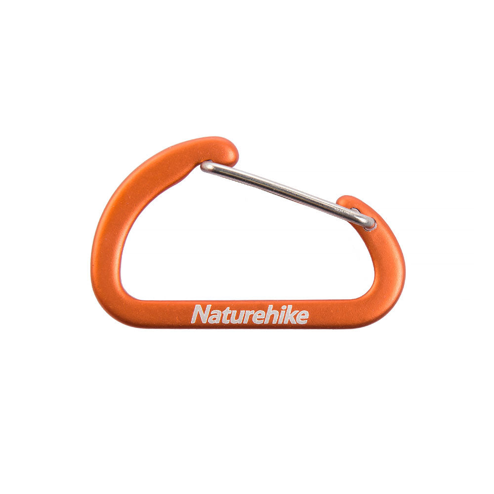 NH Carabiner D-Mini 4 cm NH15A004-H - Hike n Run
