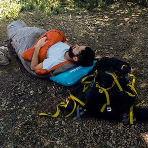 Naturehike Inflatable Matt with Pillow NH18Q001-D Thermolite