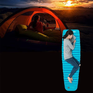 Naturehike Inflatable Matt with Pillow NH18Q002-D Thermolite