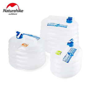 Naturehike Collapsible Water Bucket NH14S002-T