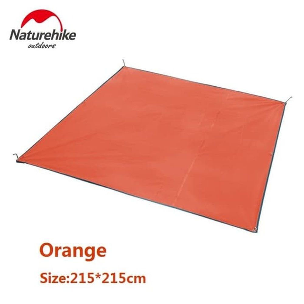 NH Footprint 3-4P NH15D005-X Orange