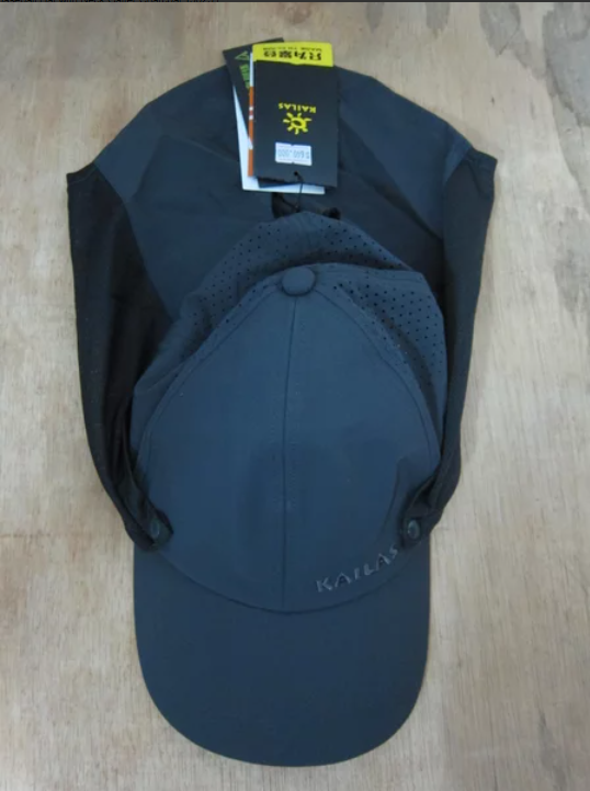 Kailas Quickdry Baseball Hat With Gaiter