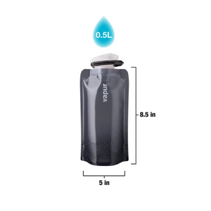 Vapur Shades Folding Water Bottle